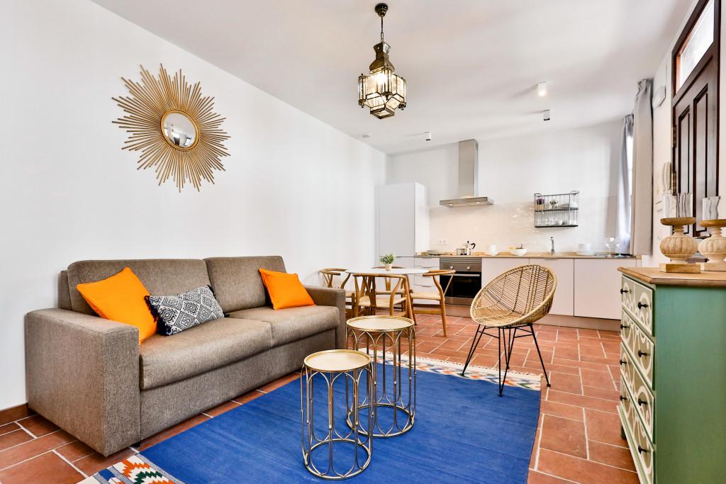 Apartamento 1-010