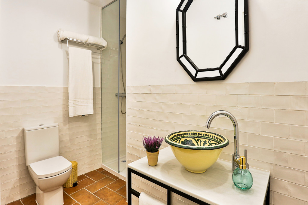 baño andaluz