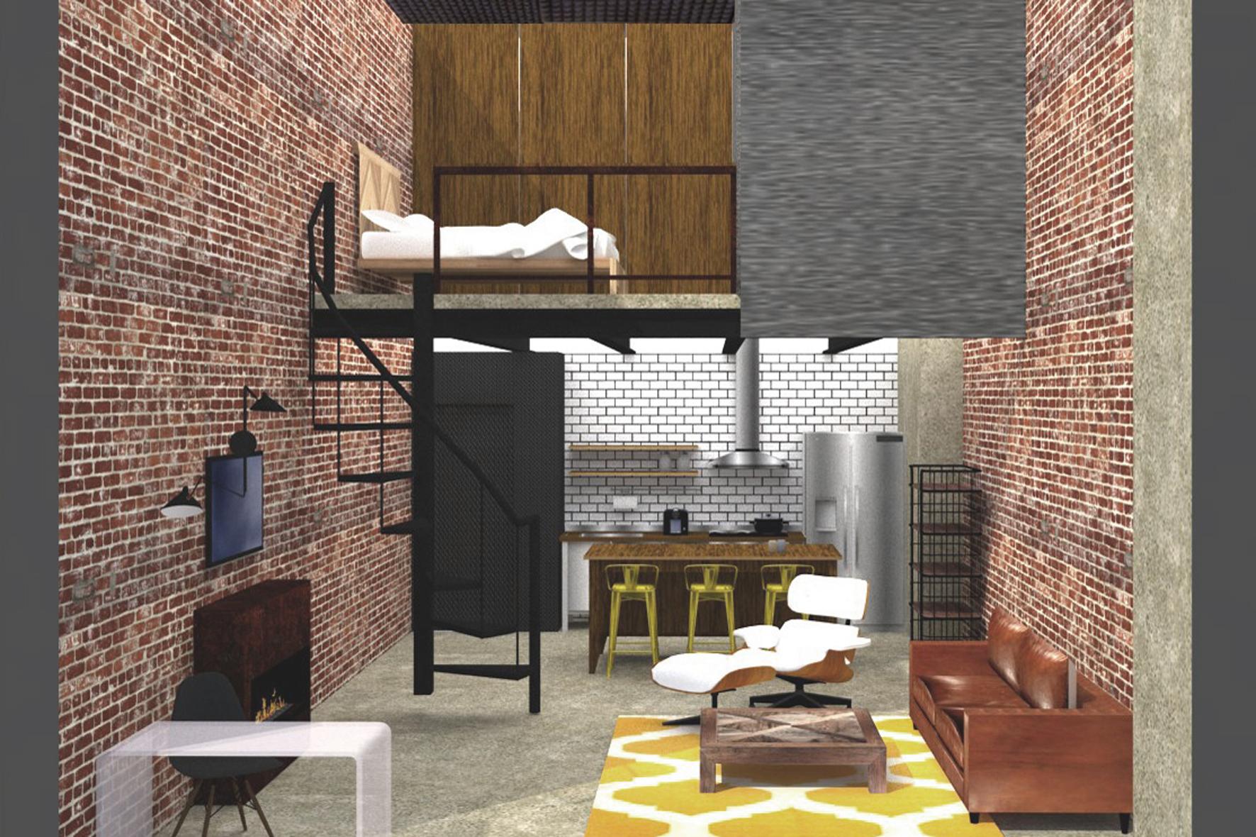 Reforma loft arquitectura interiorismo studiobmk (5)