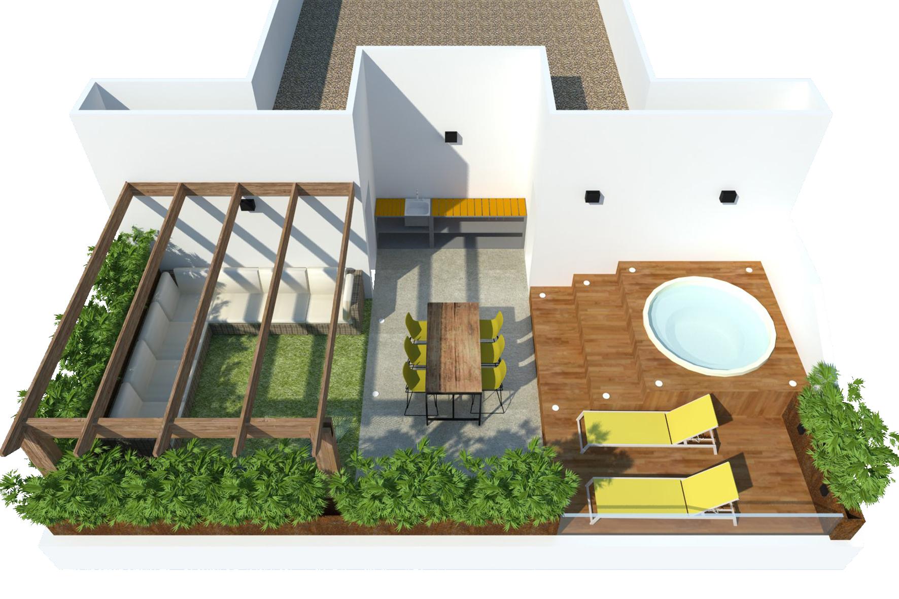 Reforma loft arquitectura interiorismo studiobmk (7)