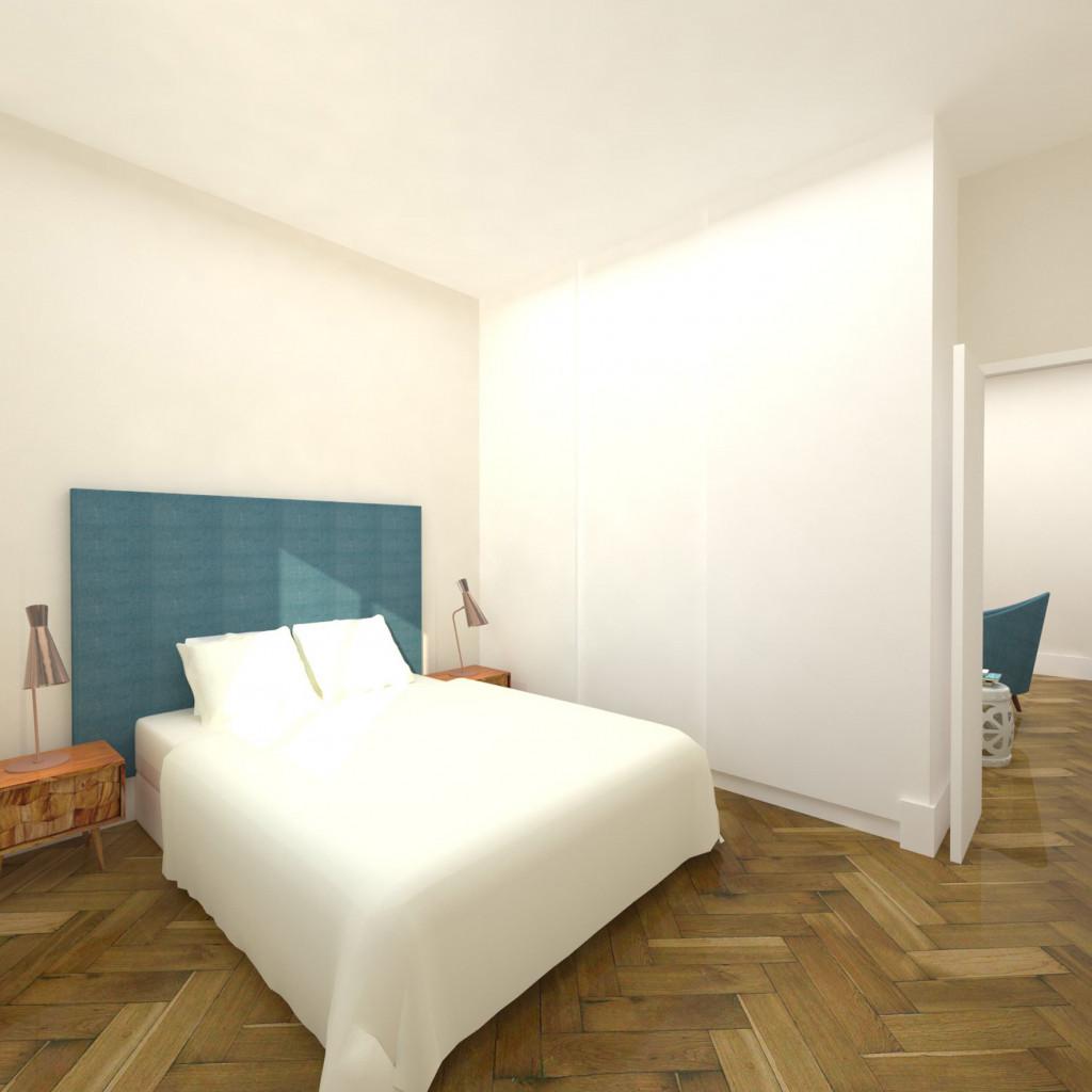Reforma piso madrid chamartín arquitectura interiores studiobmk (3)